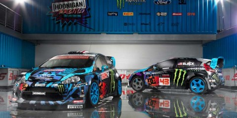 Sponsorship Activation Hoonigan Racing | #MakeItStick