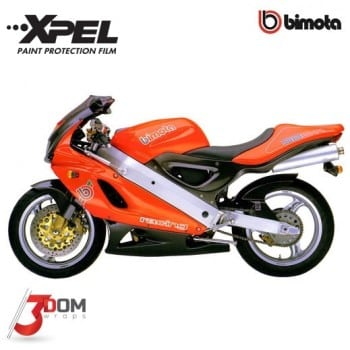 VentureShield Bimota SB6R | 3Dom Wraps