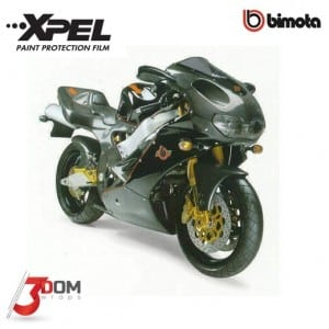 VentureShield Bimota SB8R | 3Dom Wraps