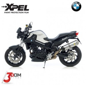 VentureShield BMW F800 R 2009-2011 | 3Dom Wraps