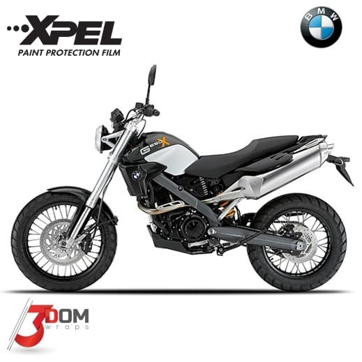 VentureShield BMW G650X Country | 3Dom Wraps