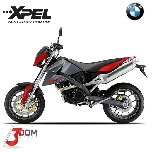 VentureShield BMW G650X Moto | 3Dom Wraps