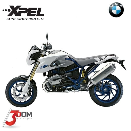 VentureShield BMW HP2 MEGAMOTO | 3Dom Wraps