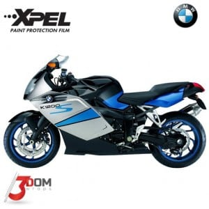 VentureShield BMW K1200 S | 3Dom Wraps