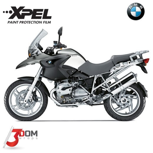 VentureShield BMW R1200 GS 2004-2007 | 3Dom Wraps