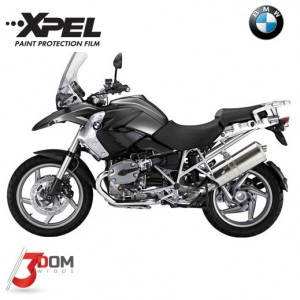 VentureShield BMW R1200 GS | 3Dom Wraps