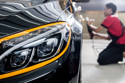 Expert Guide to Exterior Car Detailing