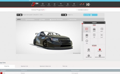 Motorsports Website Hosting