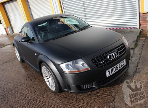 Audi Car Wraps Audi Vinyl Car Wrapping