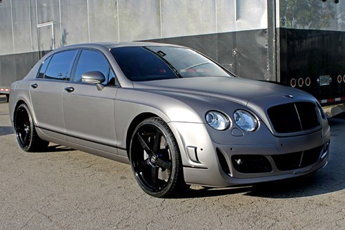 Bentley Car Wraps Bentley Vinyl Car Wrapping