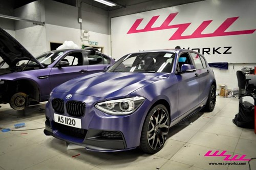 Auto Vinyl Wrap >> BMW Car Wrapping | BMW Vinyl Car Wraps