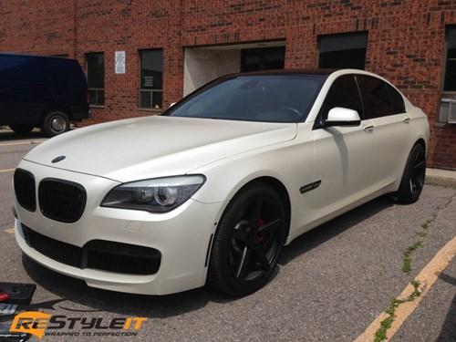 BMW Car Wrapping | BMW Vinyl Car Wraps