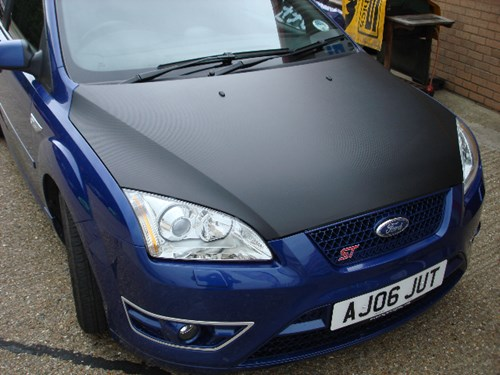 Ford Car Wrapping Ford Vinyl Car Wraps