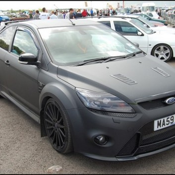 Matte Ford Focus RS