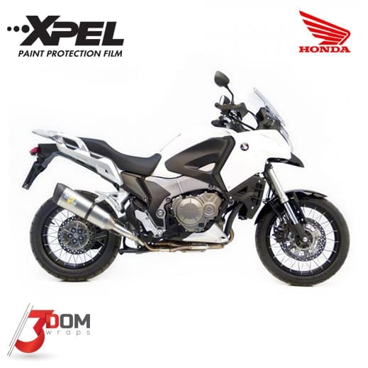 VentureShield Honda Crosstourer | 3Dom Wraps