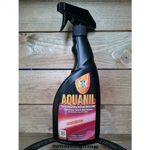 Aquanil waterless detailing