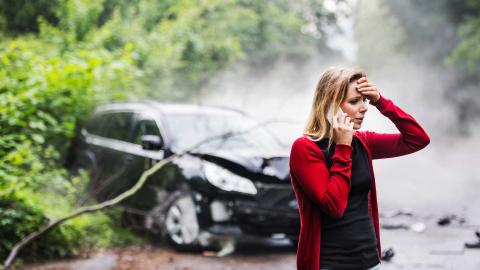 Common Damages From Car Accidents And How To Fix Them